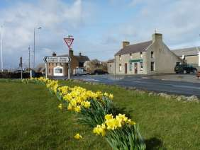 dounby village