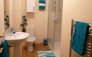 Kringla-apartment-2-shower-room