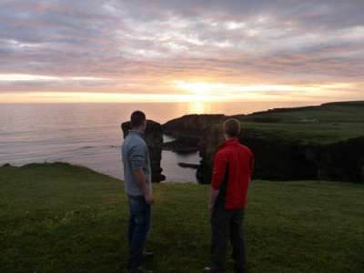 Walking in Orkney